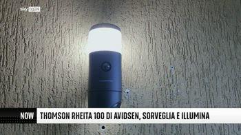++NOW Thomson Reitha 100 di Avidsen, sorveglia e illumina