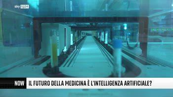 ++NOW Il futuro della medicina � l'intelligenza artificiale