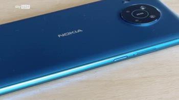 ++NOW Nokia X20, schermo grande e batteria top