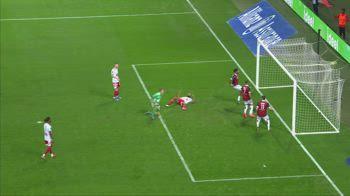 Nizza-Brest 2-1, gol e highlights