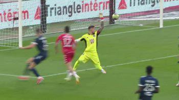 Monaco-Bordeaux 3-0, gol e highlights