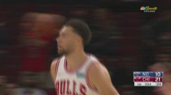 Preseason NBA: Chicago-New Orleans 121-85