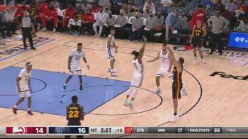 Preseason NBA: 11 punti di Gallinari contro Memphis