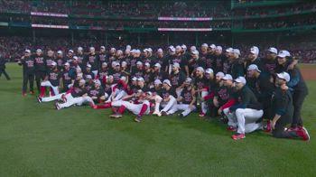 SRV MLB BOSTON VINCE DIVISION SERIES SN015007
