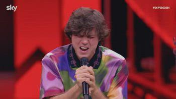 Edoardo Spinsante, la rabbia di un gentiluomo a X Factor