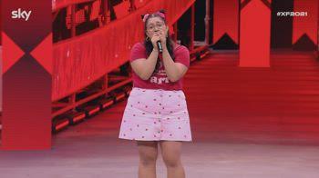 Michela Amadori e il No di Emma a X Factor 2021