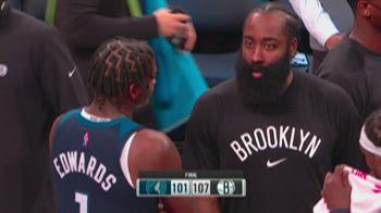 Preseason NBA: Brooklyn-Minnesota 107-101