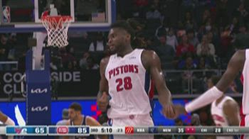 Preseason NBA: Detroit-Philadelphia 112-108