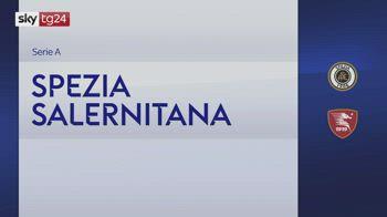 Serie A, Spezia-Salernitana 2-1: video, gol e highlights