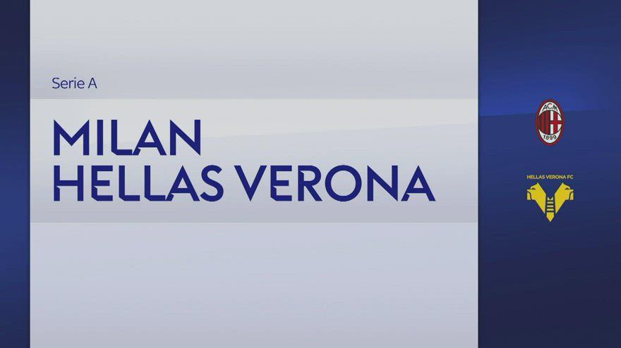 Milan-Verona 3-2: gol e highlights