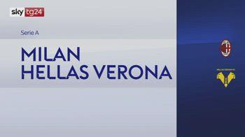Serie A, Milan-Verona 3-2: video, gol e highlights