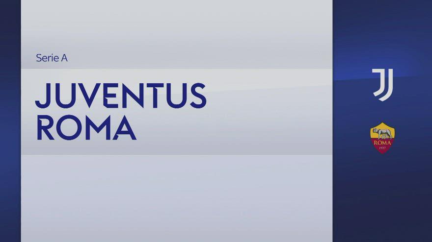 Juventus-Roma 1-0: gol e highlights