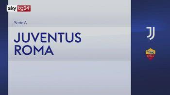 Seria A, Juventus-Roma 1-0: video, gol e highlights