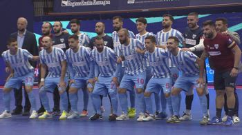 Futsal, Serie A: highlights Ciampino Aniene-Manfredonia