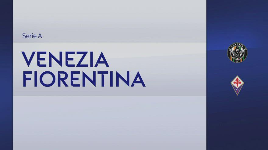 Venezia-Fiorentina 1-0: gol e highlights