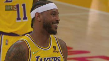 NBA, il misterioso errore ai liberi di Carmelo Anthony