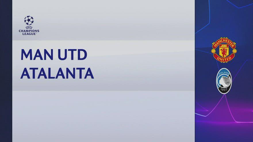 Manchester United-Atalanta 3-2: gol e highlights