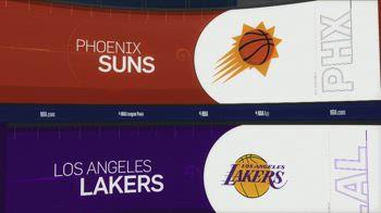 NBA Highlights L.A.Lakers-Phoenix 105-115_3542636