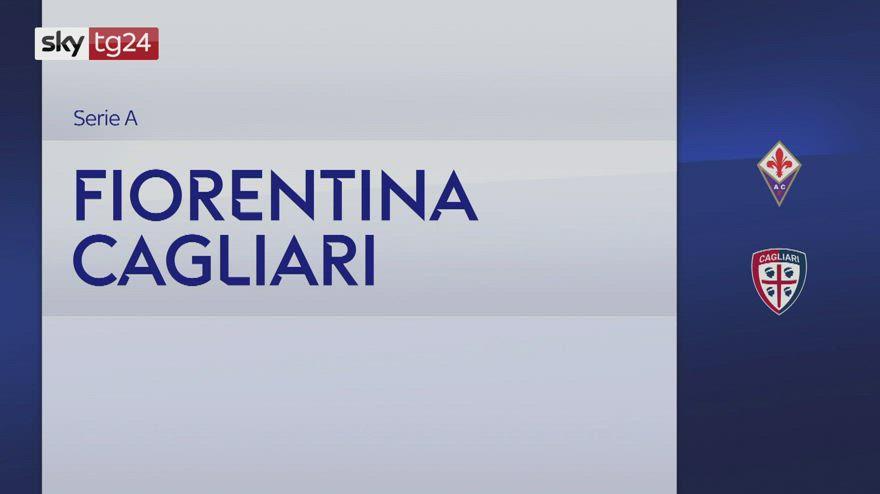 Serie A, Fiorentina-Cagliari 3-0: video, gol e highlights