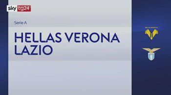 Serie A, Verona-Lazio 4-1: video, gol e highlights