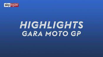 Moto Gp Misano, video e highlights della gara