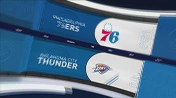 NBA Highlights: OKC-Philadelphia 103-115
