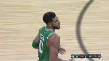 NBA, 31 punti di Jayson Tatum contro Houston