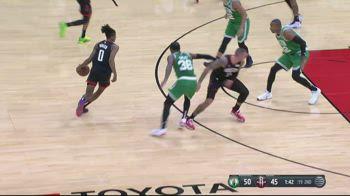 NBA, i 30 punti di Jalen Green contro Boston