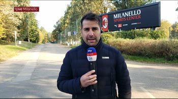 Il Milan recupera i pezzi