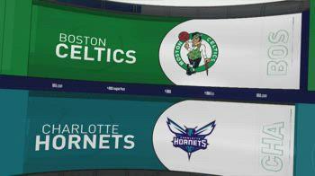 NBA Highlights Charlotte-Boston _4713293