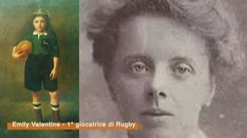 On The Evolution of Sports, il rugby femminile