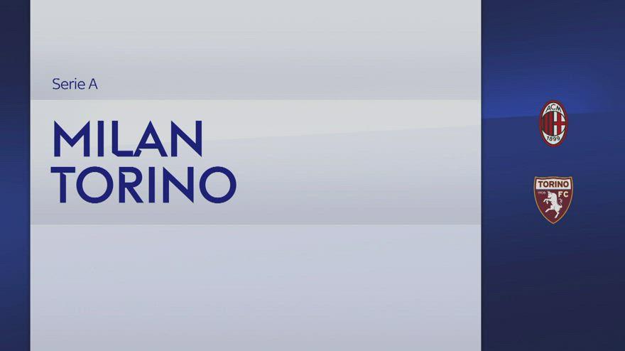 Milan-Torino 1-0: gol e highlights